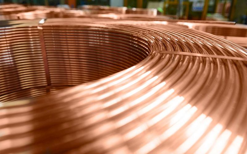 LWC Sogetub copper pipe